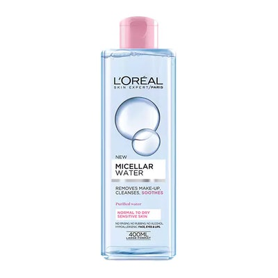 L'Oreal Paris Micellar Water Normal/Dry Skin 400ml