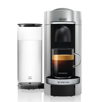 Nespresso VertuoPlus Deluxe Coffee Maker & Espresso Machine