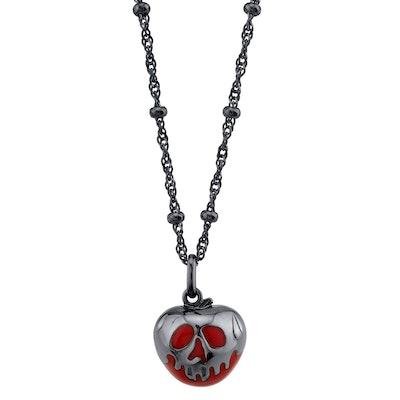 Disney x RockLove Poison Apple Necklace