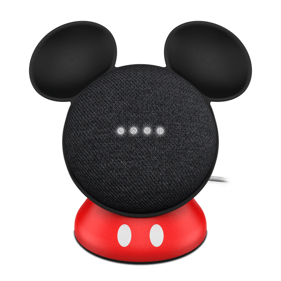 Google Home Mini Mickey Mount