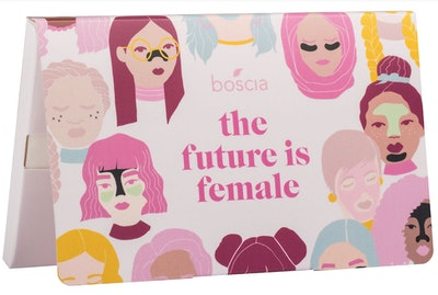 Boscia The Future is Female Peppermint Blotting Linens