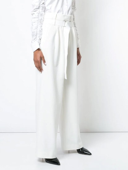 Suiting Stella Wide Leg Trousers