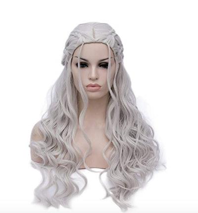 Daenerys Targaryen Cosplay Wig