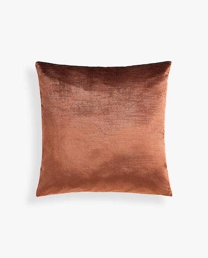 Velvet Throw Pillow Cover