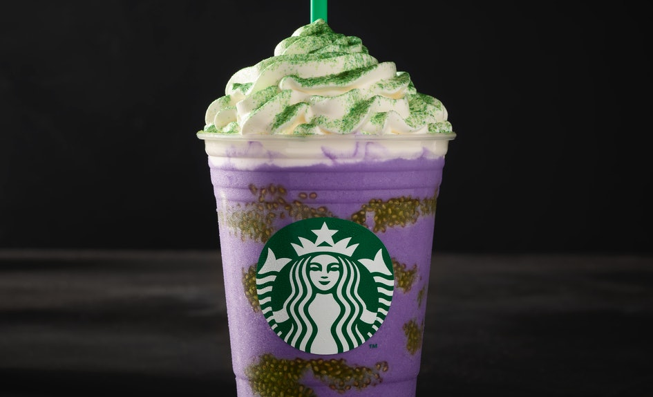 Starbucks Witch S Brew Frappuccino Halloween Drink Is The