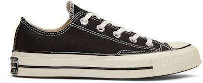 Black Chuck 70 Sneakers