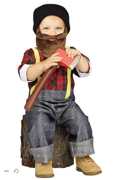 Little Lumberjack Costume