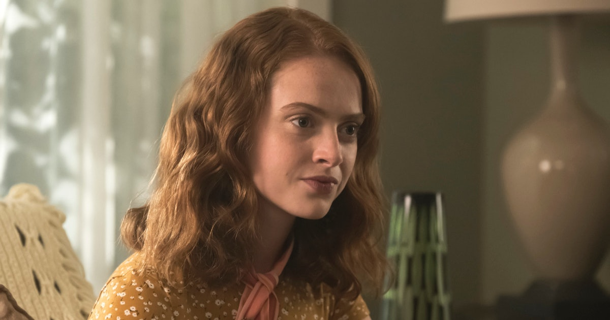 Who Plays Evelyn Evernever On Riverdale Zo 233 De Grand