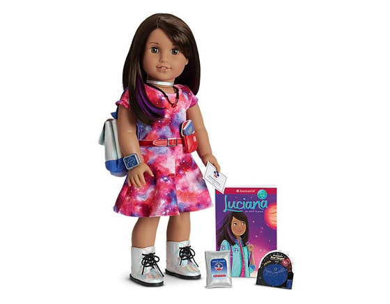 Luciana Doll, Book & Accessories (8+)