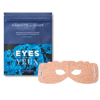 Nannette de Gaspe Beaute Eye Masque