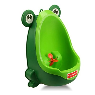 Foryee Cute Frog Potty Training Urinal for Boys