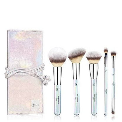 Heavenly Luxe Must-Haves! Makeup Brush Set & Travel Case