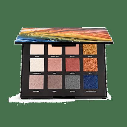 BECCA Volcano Goddess Eyeshadow Palette