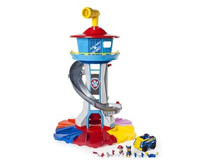 Paw Patrol My Size Lookout Tower With Exclusive Vehicle (3+)