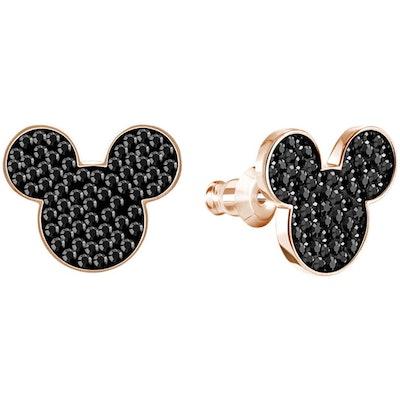 Mickey & Minnie Pierced Earrings