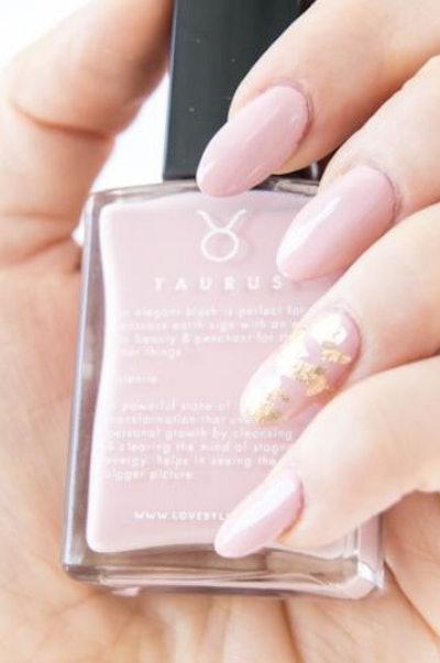 Taurus Nail Polish