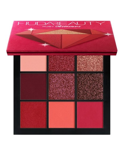 Obsessions Eyeshadow Palette Precious Stone Collection in Ruby