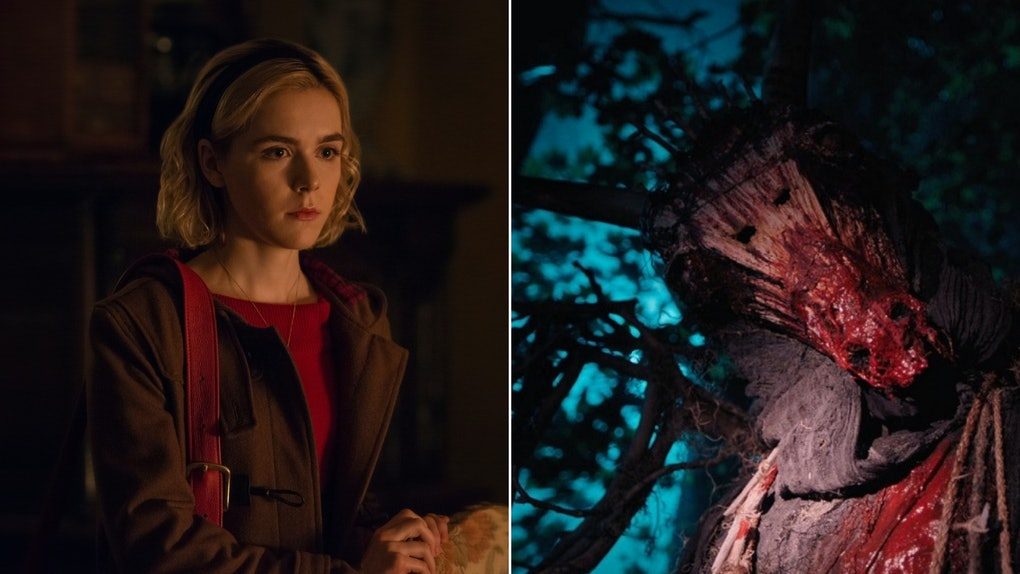 Chilling Adventures Of Sabrina' Hints About 'Riverdale's