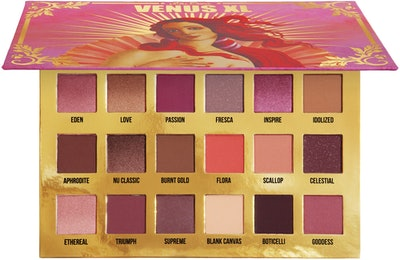 Venus XL Pressed Powder Eyeshadow Palette