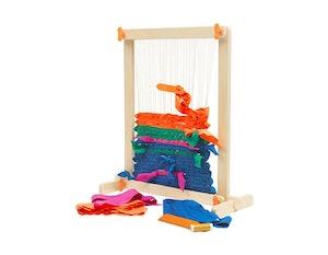 Lustigt 7-Piece Weaving Loom Set (6+)