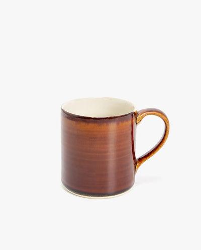 Caramel Stoneware Mug