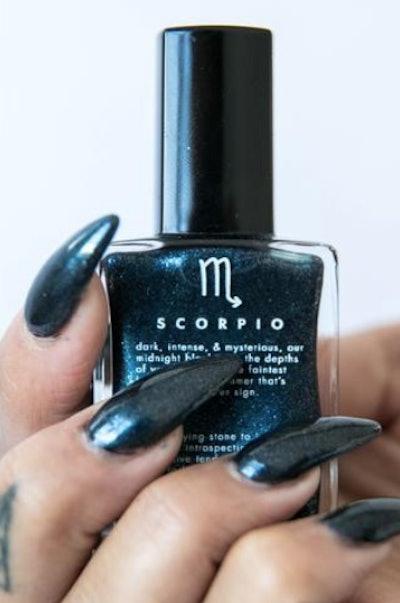 Scorpio Nail Polish