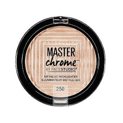 Maybelline FaceStudio Master Chrome Metallic Highlighter in Nikkie Tutorials Master Chrome 250
