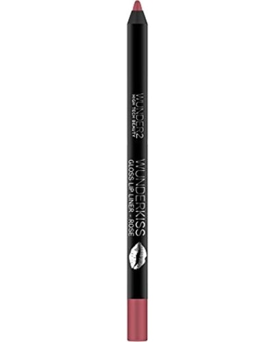 Wunderkiss Gloss Lip Liner in Berry