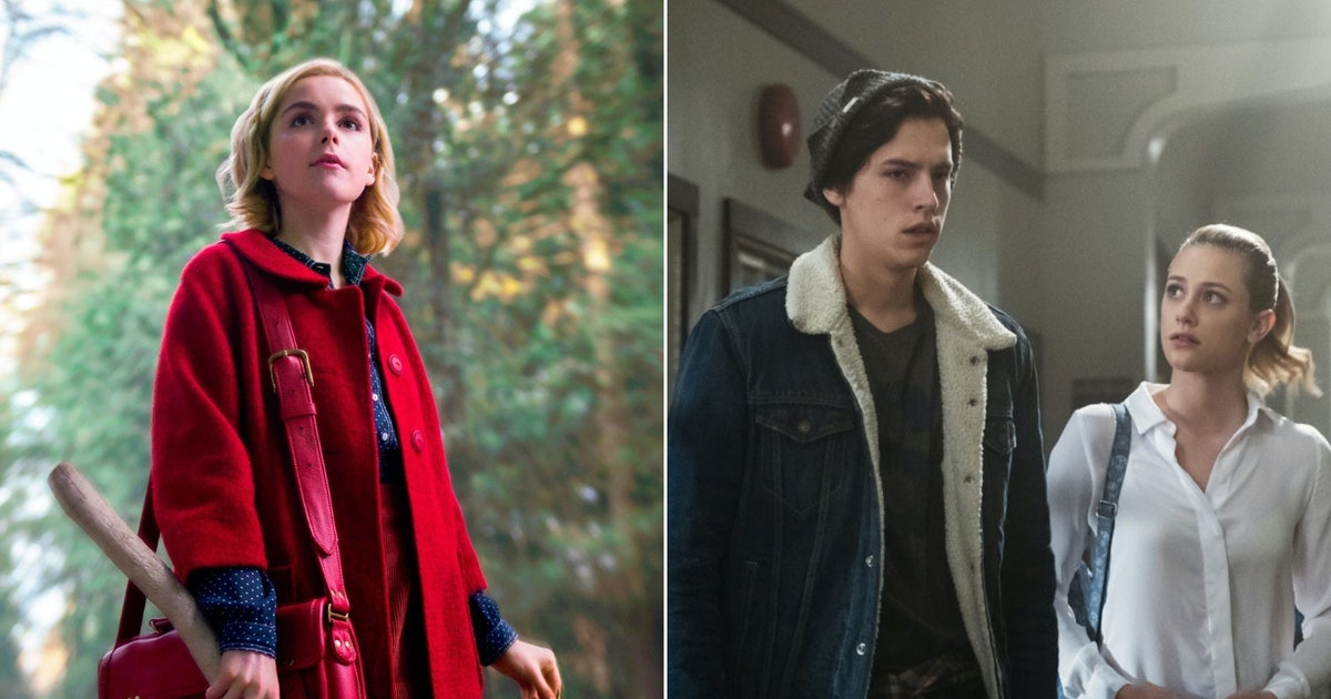 Ben Button Appears In Chilling Adventures Of Sabrina For