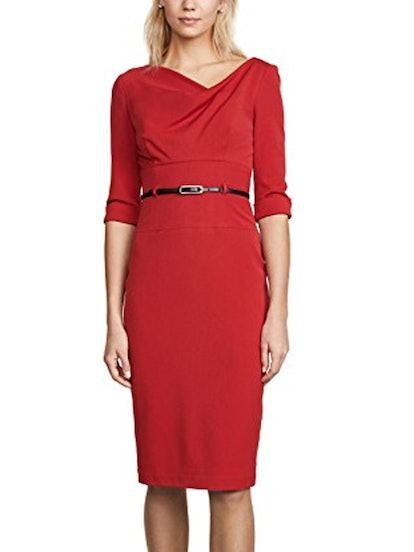 3/4 Sleeve Jackie Dress