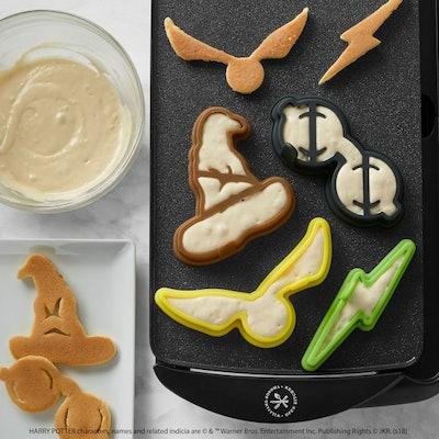 HARRY POTTER™ Pancake Molds