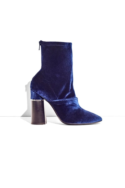 Kyoto Stretch Boot in Royal Blue
