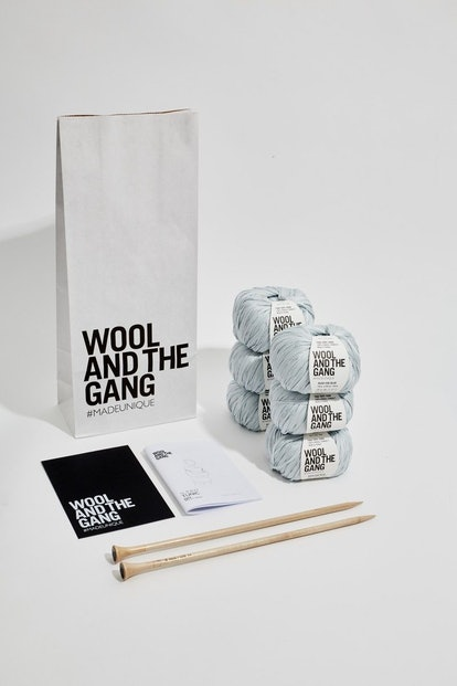 Sunny Tunic Easy Knitting Kit