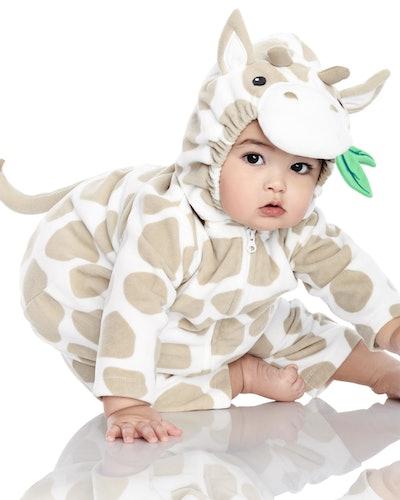 Little Giraffe Halloween Costume