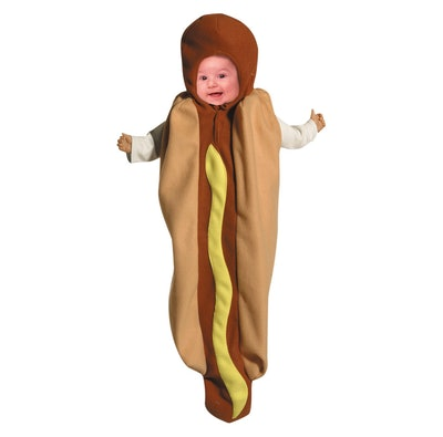 Baby Morris Apparel Hotdog Full Body Costume
