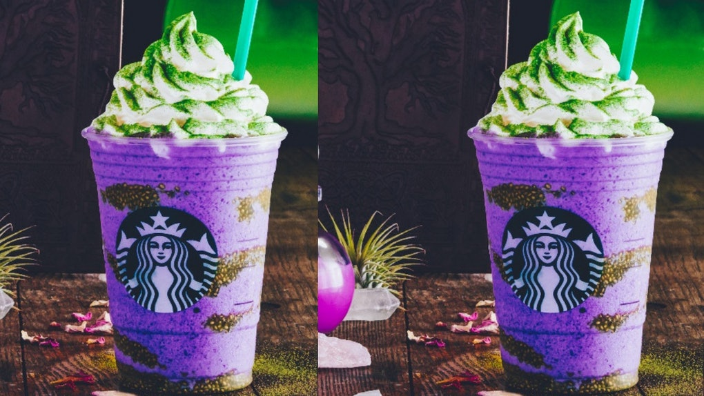 How Long Will Starbucks Witch S Brew Frappuccino Be