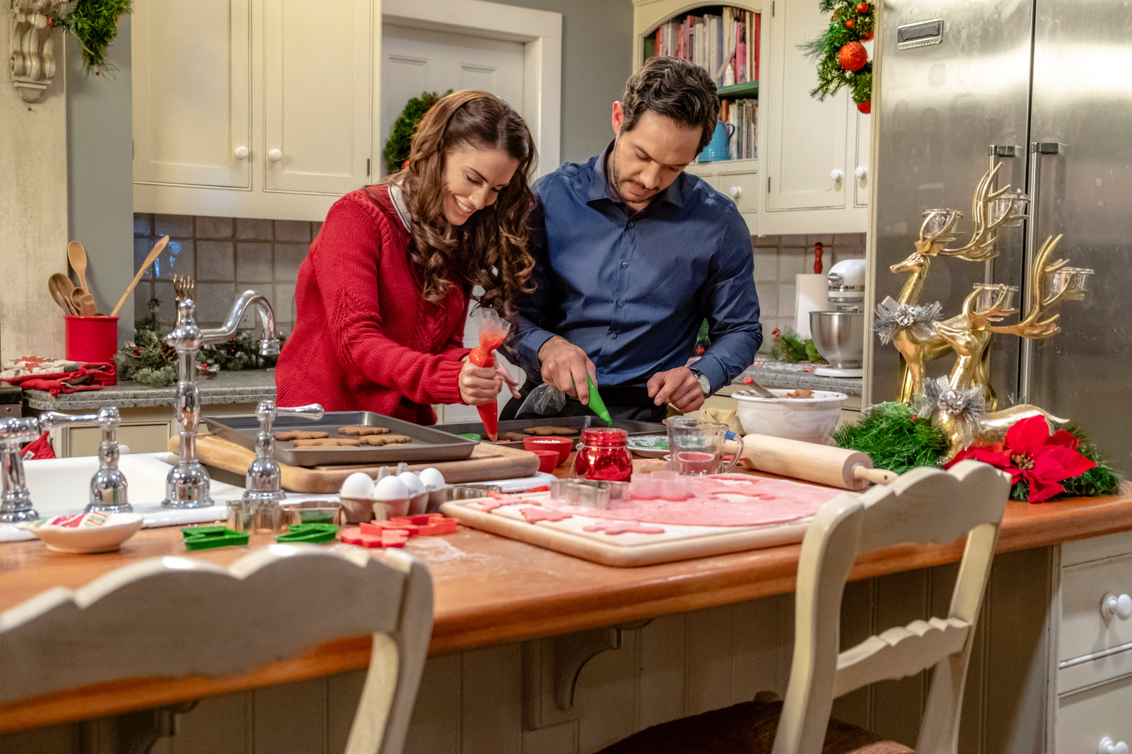 8 Hallmark Holiday Movies You Have To See This Year From Gingerbread Competitions To Royal Romances
