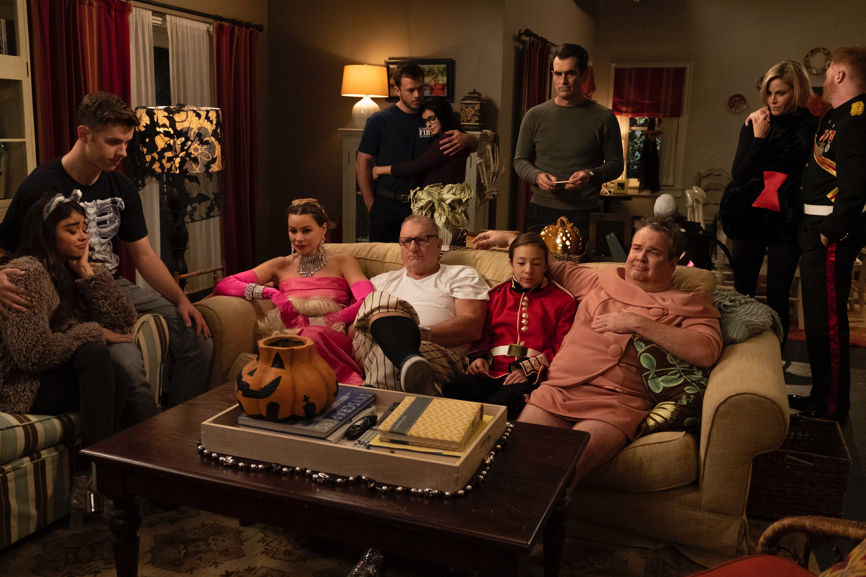 A Modern Family the 'modern family' death wasn't what fans thought & they're