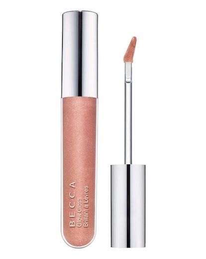 Glow Lip Gloss in Rose Quartz