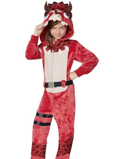 Kids Plush Tricera Ops Costume