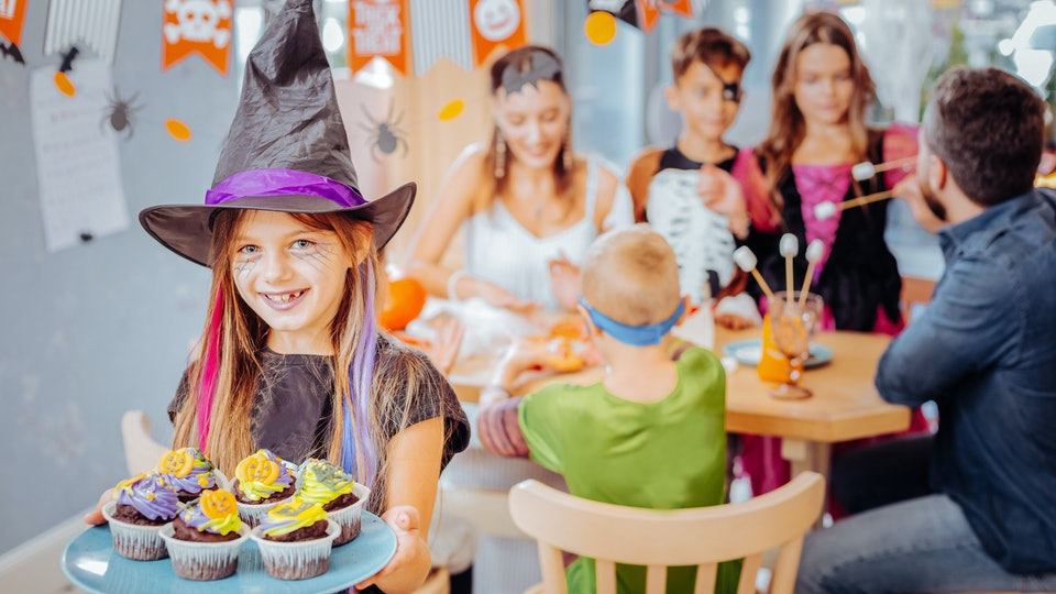 Halloween Themed Birthday Party For Toddler.20 Halloween Birthday Party Ideas That Are So Cute It S Spooky