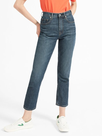 The Cheeky Straight Ankle Jean