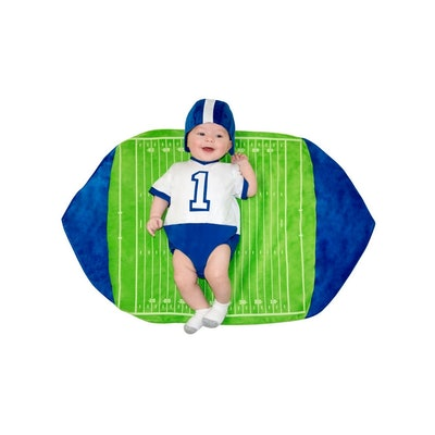 Infants' Swaddle Wings Football Halloween Costume
