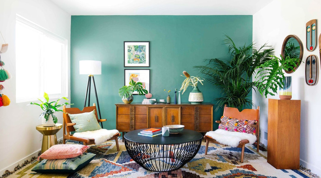 6 Accent Wall Tips That\'ll Make You Want To Redecorate