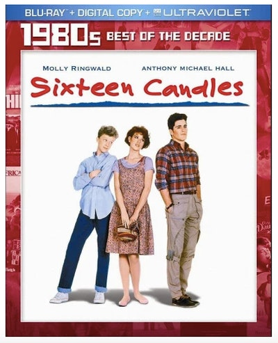 Sixteen Candles DVD