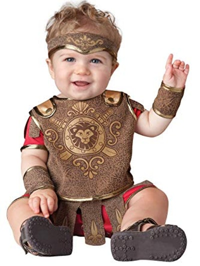 InCharacter Baby Boy's Gladiator Costume