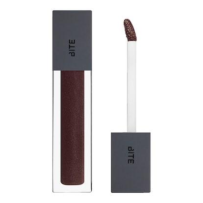 French Press Lip Gloss in Black Coffee