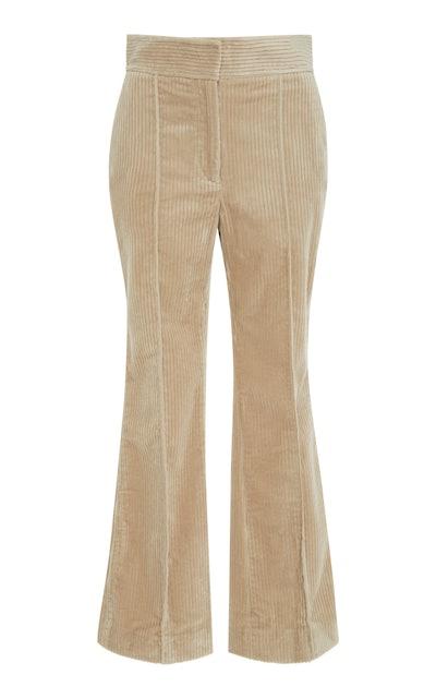 Ridge Corduroy Wide Leg Pants