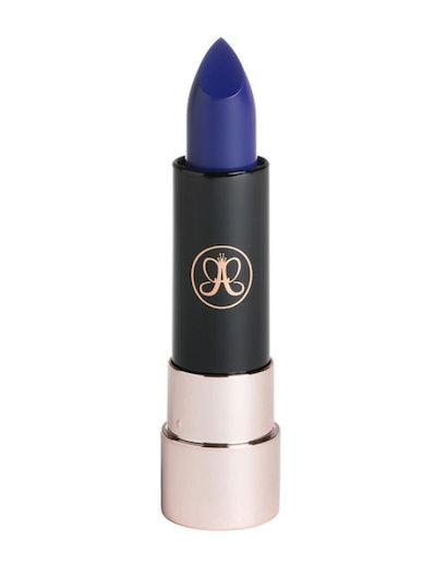 "Matte Lipstick In ""Cobalt"""