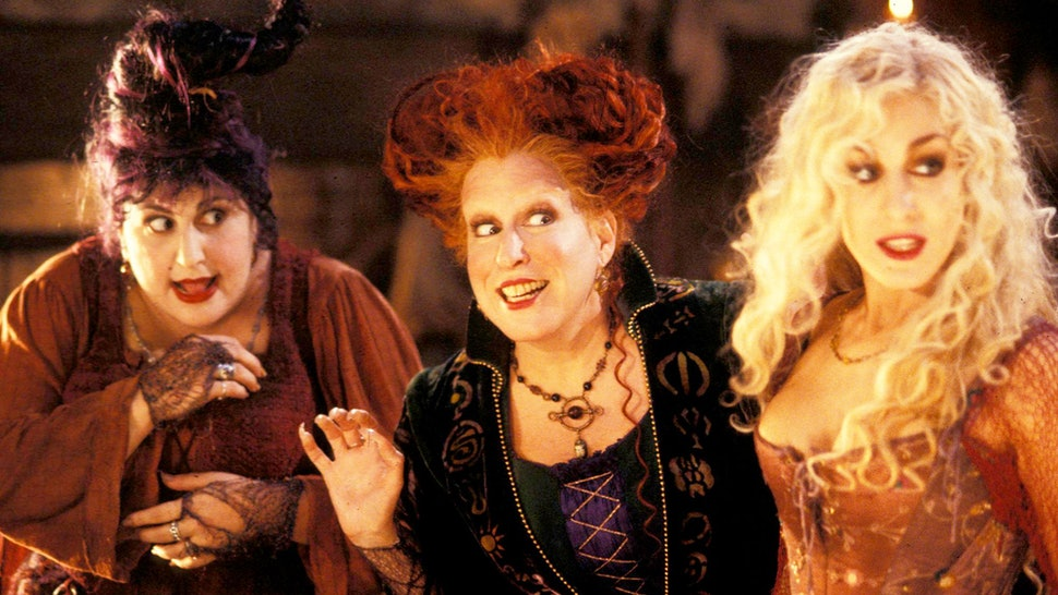 13 \'Hocus Pocus\' Quotes To Use As Halloween Instagram Captions